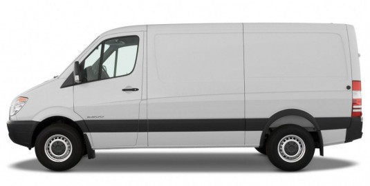 Sprinter Van Service The Woodlands