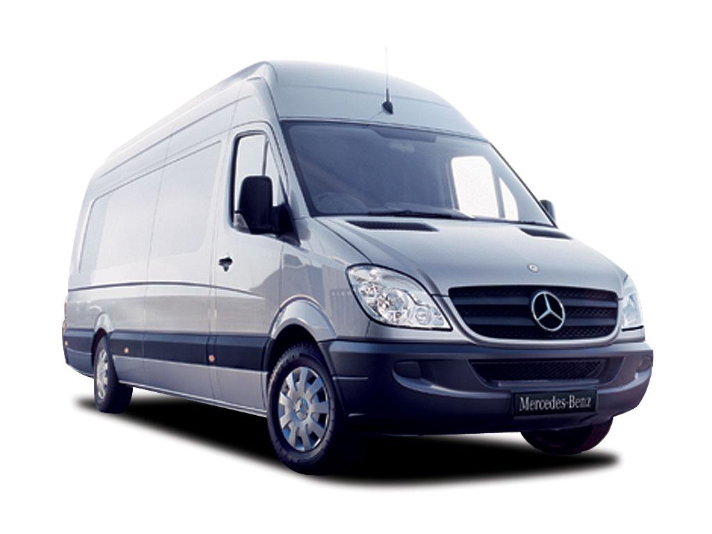 Mercedes Sprinter Van The Woodlands