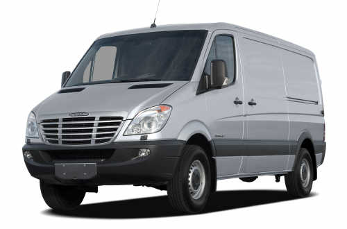 Freightliner Sprinter Van The Woodlands